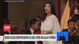 VIDEO: Sosok Muda Berpengaruh di Asia Versi Majalah Forbes