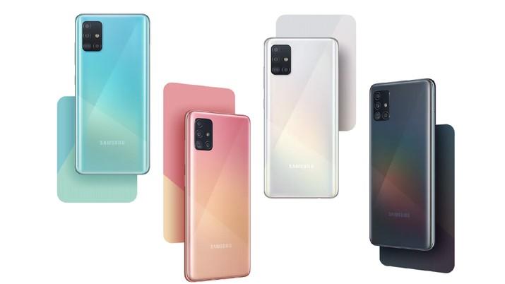 Samsung akhirnya memperkenalkan produk ponsel seri-A terbaru yaitu Galaxy A51 5G pada 8 April. Ponsel ini merupakan varian lain dari model Galaxy A51.