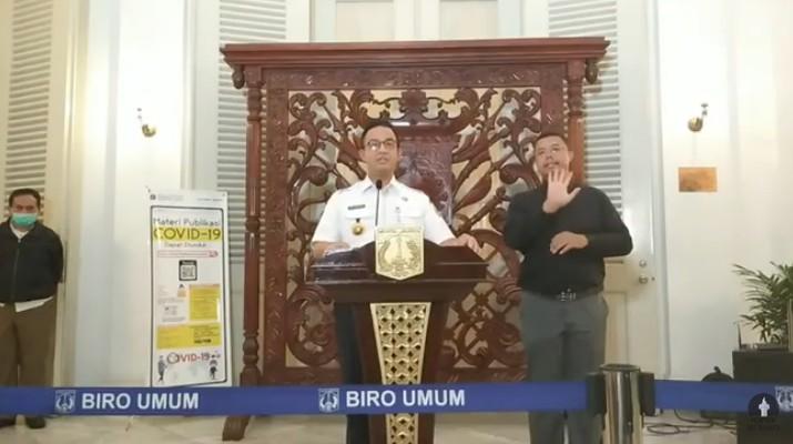 Jakarta akan PSBB pada pukul 00:00 WIB tanggal 10 April 2020 hingga 14 hari ke depan. Aturan ini akan membatasi aktivitas masyarakat Jakarta di luar rumah.