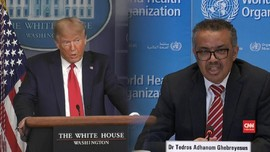 VIDEO: Serangan Trump dan Kritik Keras Terhadap WHO