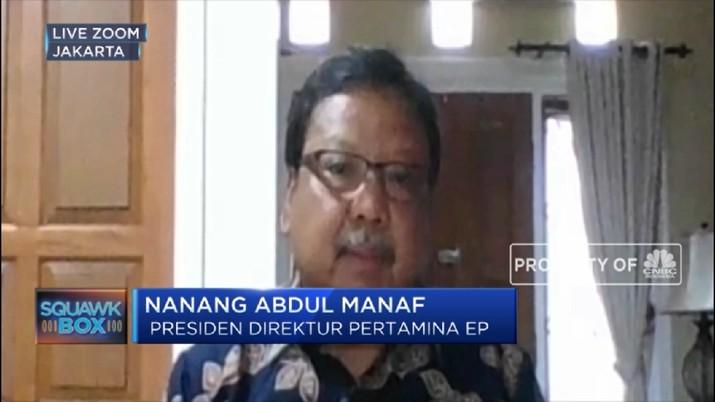 Strategi Operasi Pertamina EP Hadapi Volatilitas Harga Minyak  (CNBC Indonesia TV)