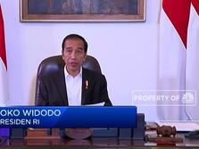 Warga Jabodetabek Bakal Dapat Bansos Rp 600 Ribu dari Jokowi