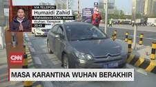 VIDEO: Masa Karantina Wuhan Berakhir