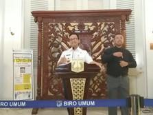 Heboh 3 Menteri Serang Gubernur Anies Soal Bansos