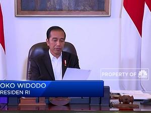 Jokowi Larang Mudik PNS, TNI/Polri dan Pegawai BUMN