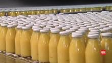 VIDEO: Imbas Corona, Penjualan Jus Jeruk di AS Naik