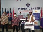 Tiktok Donasi Rp 100 M untuk Tenaga Medis RI yang Gugur