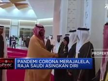 Keluarga Kerajaa Saudi Diduga Terinfeksi Corona