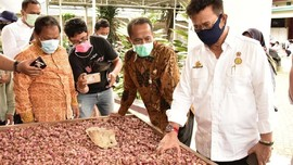 Pandemi Covid-19, Mitra Pasar Tani Tetap Layani Masyarakat