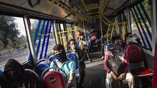Transjakarta Tetap Batasi Operasional Bus Usai Lebaran