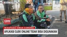 VIDEO: Fitur Penumpang di Aplikasi Ojek Online Hilang