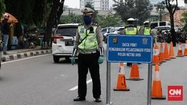 Polisi Bakal Suruh Pengendara Tak Bermasker untuk Putar Balik