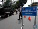Begini Wajah Jakarta Saat PSBB Resmi Diterapkan Hari Ini