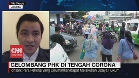 VIDEO: Gelombang PHK di Tengah Corona