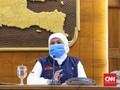 Update Corona Jatim: 256 Kasus, 32 Kabupaten/Kota Zona Merah