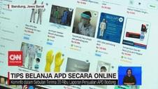 VIDEO: Tips Belanja APD Secara Online