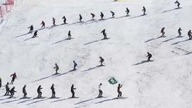Selamat dari Taliban, Resor Ski di Pakistan Dibungkam Corona