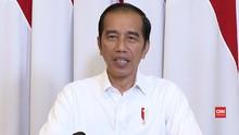 VIDEO: Pesan Jokowi Bagi Masyarakat Kala Pandemi Corona