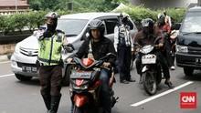 33 Titik Pengawasan Selama PSBB Jakarta