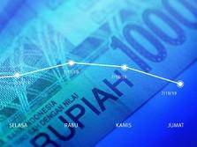 Pekan Sempurna Rupiah, Libas Dolar & Jadi Jawara Asia