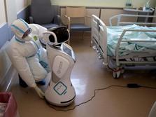 Ssst.. Diam-diam RI Buat Robot Raisa untuk Pasien Covid-19
