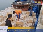 Modus Busuk Terungkap! 10 Juta Rokok Ilegal Thailand Disikat