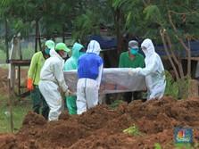 Surabaya Zona Hitam, Kasus Kematian Jatim Dekati DKI Jakarta