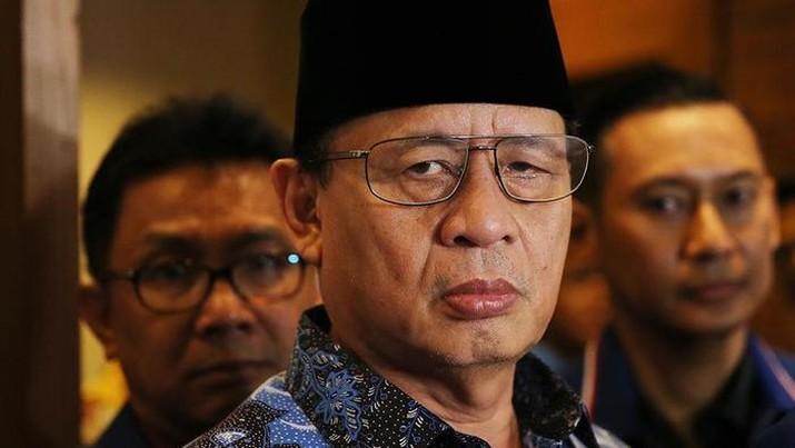 Gubernur Banten Wahidin Hallim (detikcom/Ari Saputra)