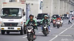 PSBB Transisi DKI, Ojol-Opang Dilarang Angkut Penumpang di Zona Merah