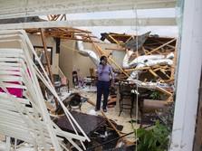 Tornado Terjang AS di Tengah Pandemi Corona, 6 Orang Tewas