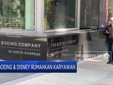 Boeing & Disney Rumahkan Karyawan