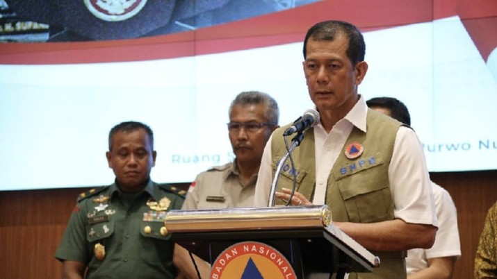 Kepala BNPB sekaligus Ketua Gugus Tugas Percepatan Penanganan Covid-19 Letjen Doni Monardo. (Foto: dok BNPB)