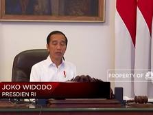 Jokowi Minta Peringatan FAO Diwaspadai