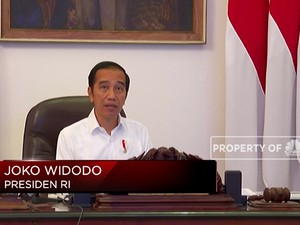 Gelar Ratas, Jokowi Minta Data Covid-19 Lebih Terintegrasi