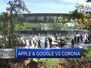 Apple & Google Bersatu Buat Aplikasi Pelacak Corona