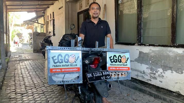 Tak pernah terbayang di benak Wayan Bagiana (48), karyawan bidang periklanan di Sanur, Bali yang terpaksa dirumahkan pasca Covid-19 mewabah.