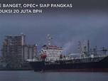 OPEC+ Siap Pangkas Produksi 20 juta Bph
