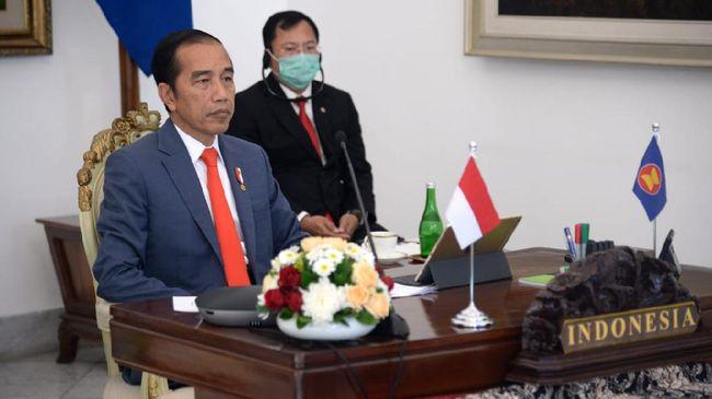 Jokowi Geram Masih Ada Kepala Daerah yang Bandel Saat Corona