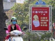 Vietnam Pecah Telur, Catat Kematian Pertama Covid-19