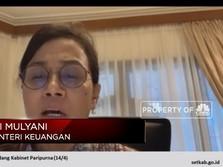 Jokowi dan Menteri Tak Dapat THR, Ini Penjelasan Menkeu