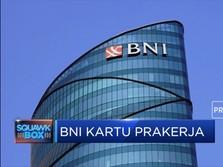 IHSG & Saham Bank Anjlok, Saham BNI Malah Naik 1,2%