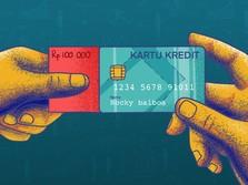 Virus Corona Buat Transaksi Kartu Kredit Anjlok 15%