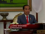 Jokowi Geram Banyak Daerah Belum Anggarkan Pengaman Sosial