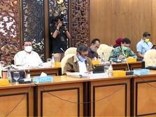 Pemerintah dan DPR Sepakat Pembahasan Lanjutan RUU Ciptaker