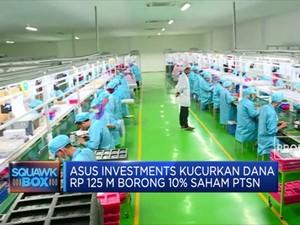 Asus Investments Borong Saham PTSN Senilai Rp 125,4 M