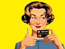 'Bunga Kartu Kredit di RI Selangit, Pantas Diturunkan!'