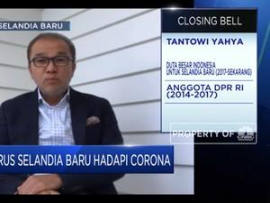 Tantowi Yahya: Lockdown New Zealand Cukup Mampu Atasi Corona