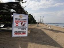 Luhut Mau Bali Jadi Provinsi Pertama yang Tuntaskan Covid-19
