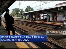 Siap-siap! Tangerang Raya Berlakukan PSBB per 18 April 2020
