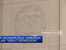 IMF: Ekonomi 2020 Terburuk  Sejak